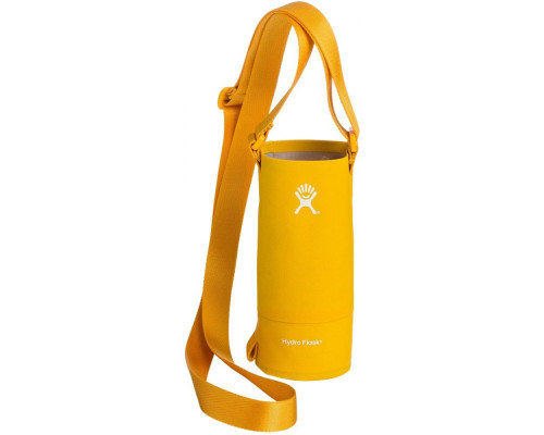 Hydro Flask Tag Along Standard Bottle Sling- Golden