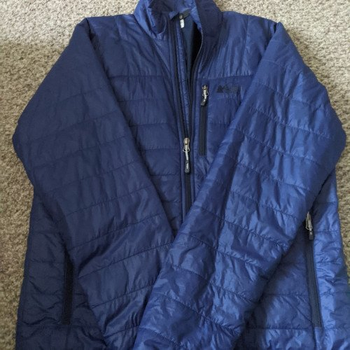 REI Lightweight Insulated Jacket w/FREE 2 Items