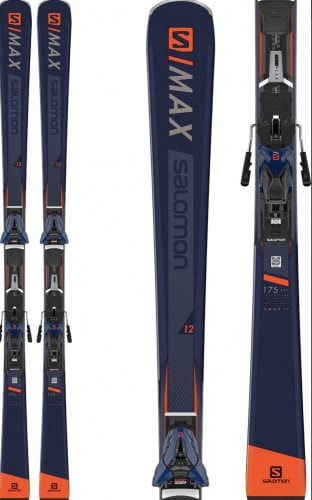 Salomon S/Max 12 Skis w