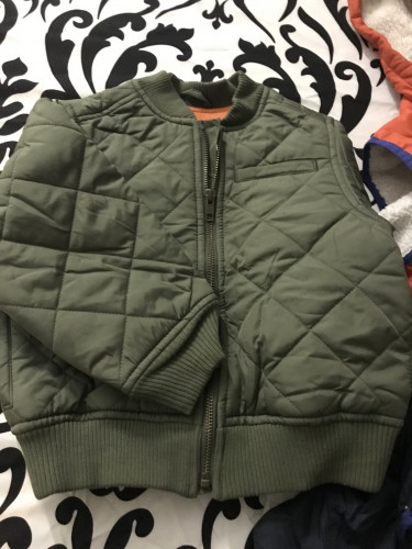 Toddlers windbreakers vest & jacket