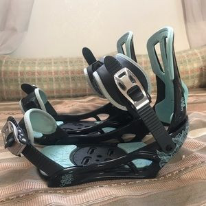 Rossignol Gala Medium Snowboard Bindings