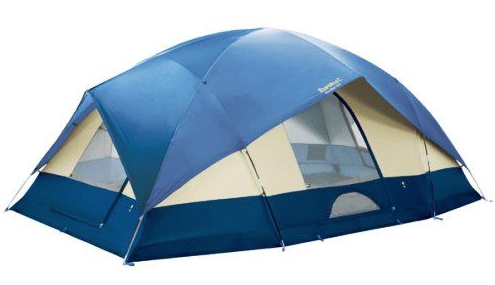 3 Season family tent, Like new condition, sleeps nine, seam seal