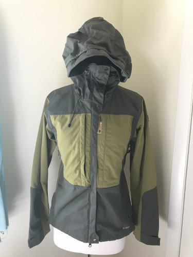 Womens Fjall Raven Softshell Jacket