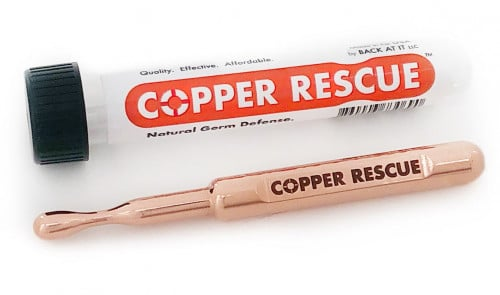 Copper Healing Accessory Copper Rescue