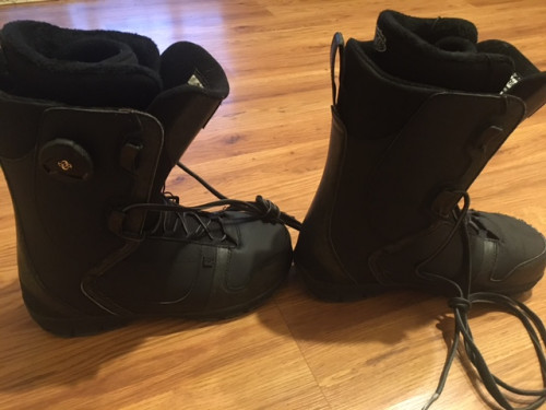 Ride Triad Men's Snowboard Boots