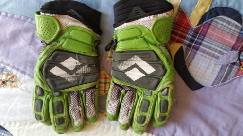 Legend Glove - Lime Green - Men's XL - Fair