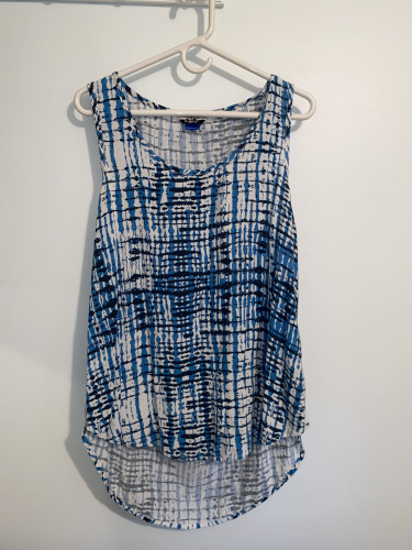 Kavu Cut Out Tank Top