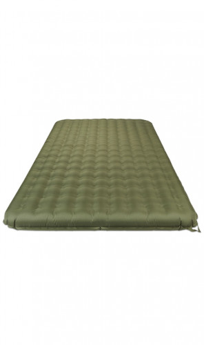 Double Sleeping Pad/Air Mattress with pump included