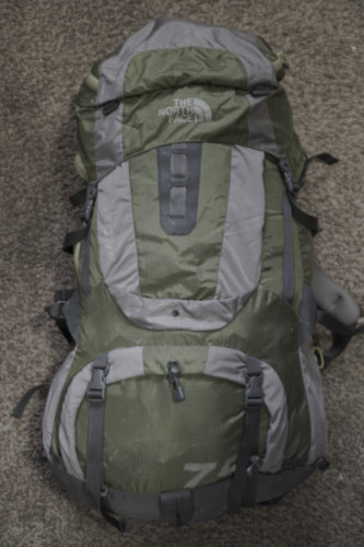 North Face Crestone 75