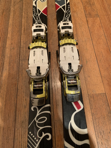 K2 Work Stinx Rotefella NTN bindings