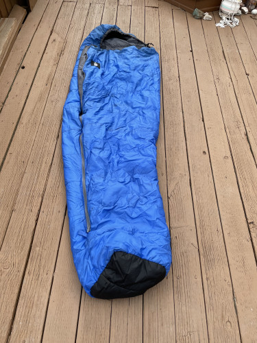 North Face Synthetic Bag - Long