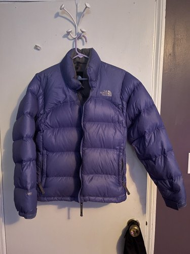 The North Face down 700 jacket