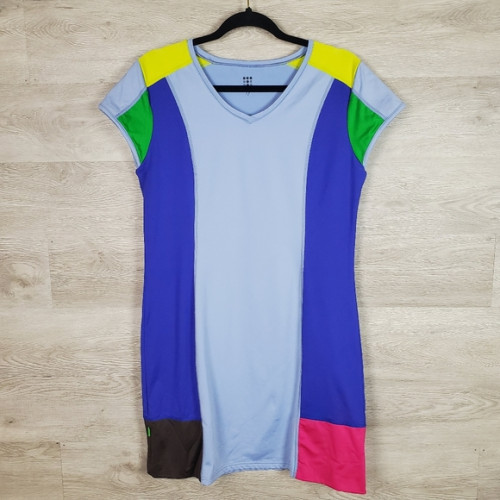 Title Nine Gidget Color Block Dress