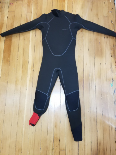 Men's R5 Yulex Back-Zip Full Suit