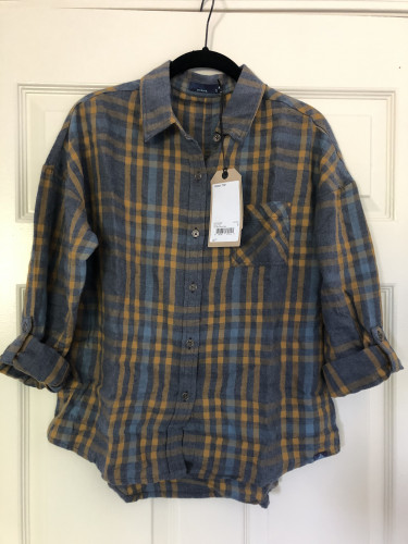 "Prana ""Percy"" shirt - brand new!"