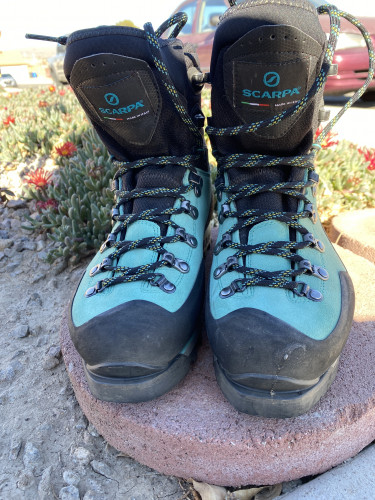 Brand new Mountaineering Boot