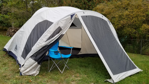 KELTY 6 person family tent