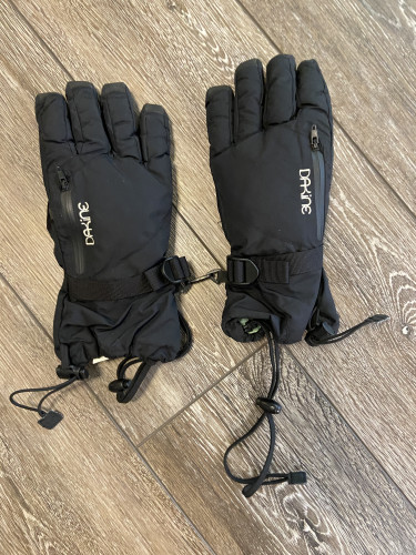 Women's Dakine Sequoia Insulated Gor-Tex Gloves Black Medium