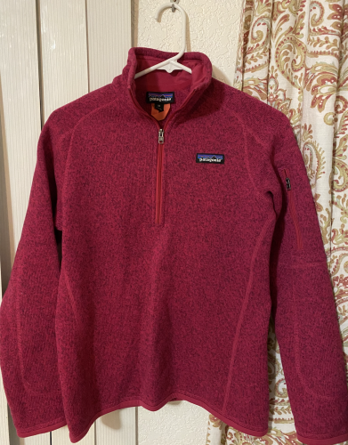 Women's Patagonia 1/4 Zip Better Sweater