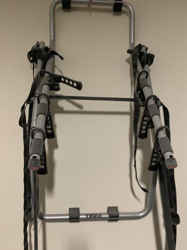 3 bike rack by Thule