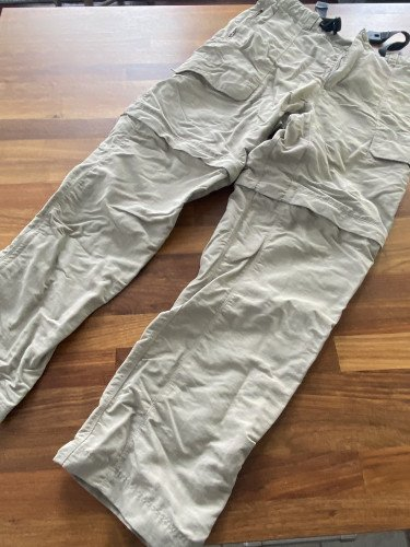 Men's convertible hiking pants