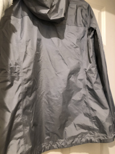 Small Women's Trail Model Rain Jacket