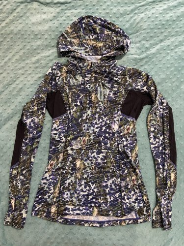 Lululemon Running Hoodie Quarter Zip Women's size 6