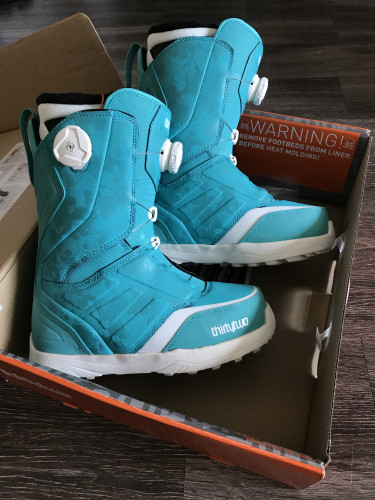 Womens Thirty Two Snowboarding Boots