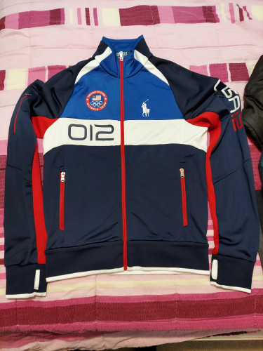 Ralph Lauren Polo Olympic Sweater