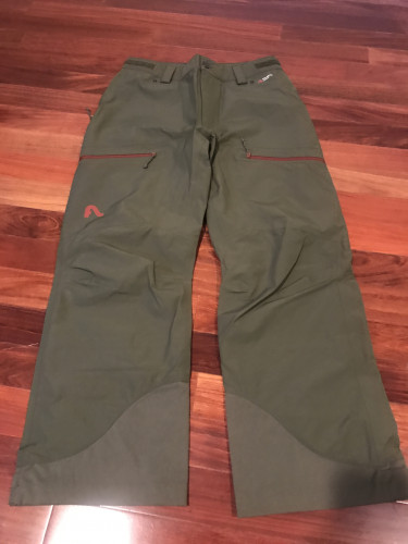 NEW - Flylow IQ Snow Pants - Men's