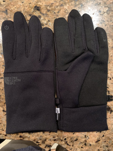 E-Tip Recycled Gloves (XL)
