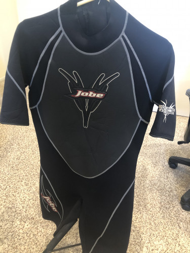 Mens Jobe Wetsuit Power Stretch Skin Suit