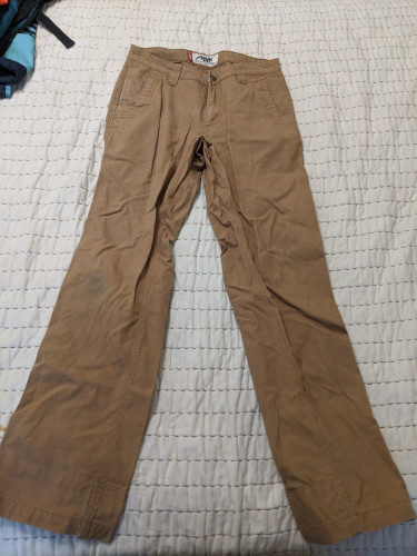 Mountain Khakis Original Mountain Pant-slim fit