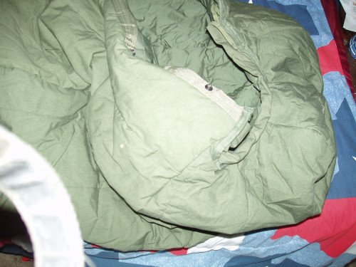 US ARMY AS NEW Intermedate Cold Sleeping Bag