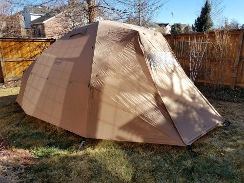 Eureka!  Grand Mana 9 - 5 Person - 3 Season Tent