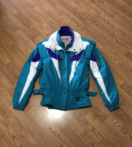 Vintage 80's Rossignol Ski Jacket. Small/Medium, New without Tag
