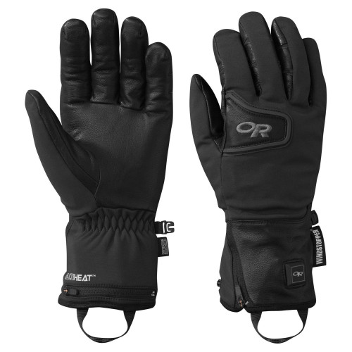 Outdoor Research Stormtracker Heated Gloves (2018) - Size XS