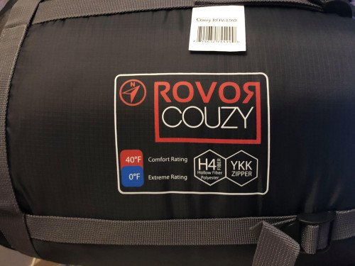 Rovor Couzy Sleeping Bag