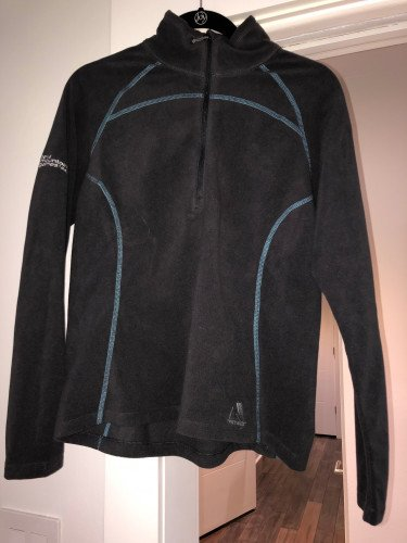 Women's Fleece.  Eddie Bauer FirstAscent. Size Medium.