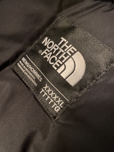 The North Face McMurdo III Parka jacket men's 5XL