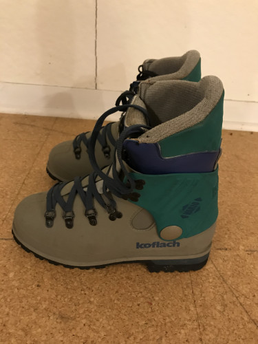 Mountaineer boots