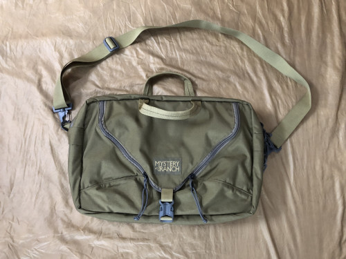 Travel Briefcase/Daily Messenger Bag/Backpack