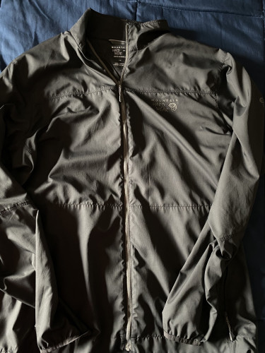 Mountain Hardwear Ultralight Wind Jacket
