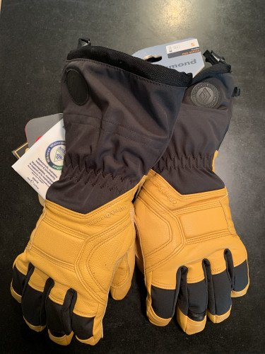 Black Diamond Guide Gloves - Small