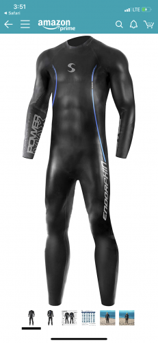 Triathlon Wetsuits (size s2)