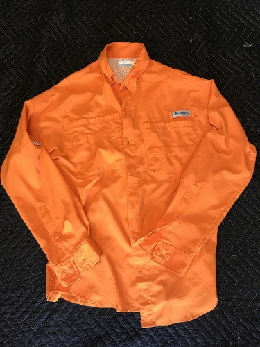 Columbia PFG Omni-shade long sleeve shirt