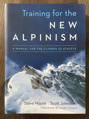 Training for the New Alpinism Manual and Training Log