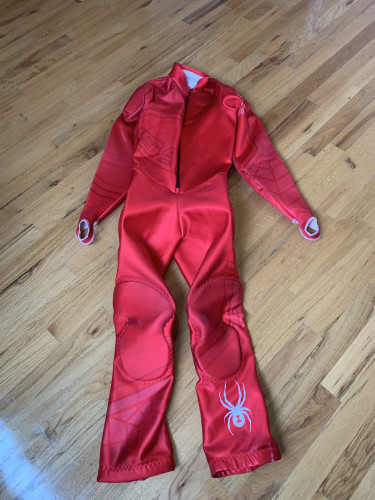 Men's medium Spyder speed suit