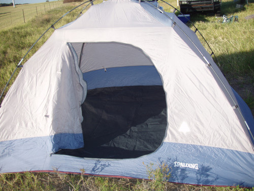 Spawding 4 person tent