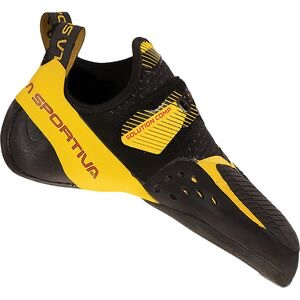 SOLUTION COMP CLIMBING SHOE BLACK/YELLOW
